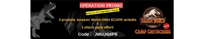 2021 JURASSIC WORLD - DINO ESCAPE