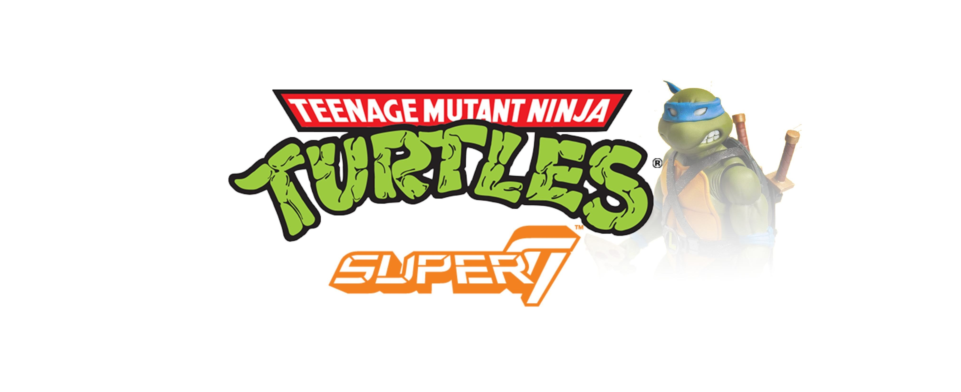 TORTUES NINJAS SUPER 7